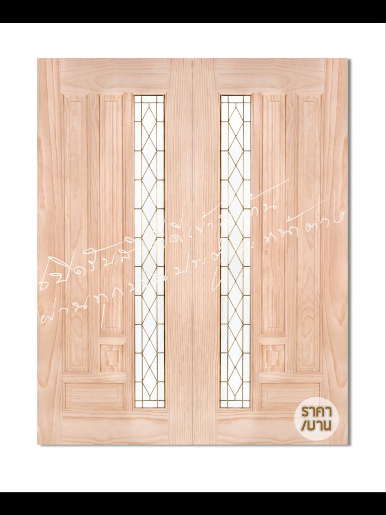 พีระมิด ประตูไม้จริง ไม้สนนิวซีแลนด์