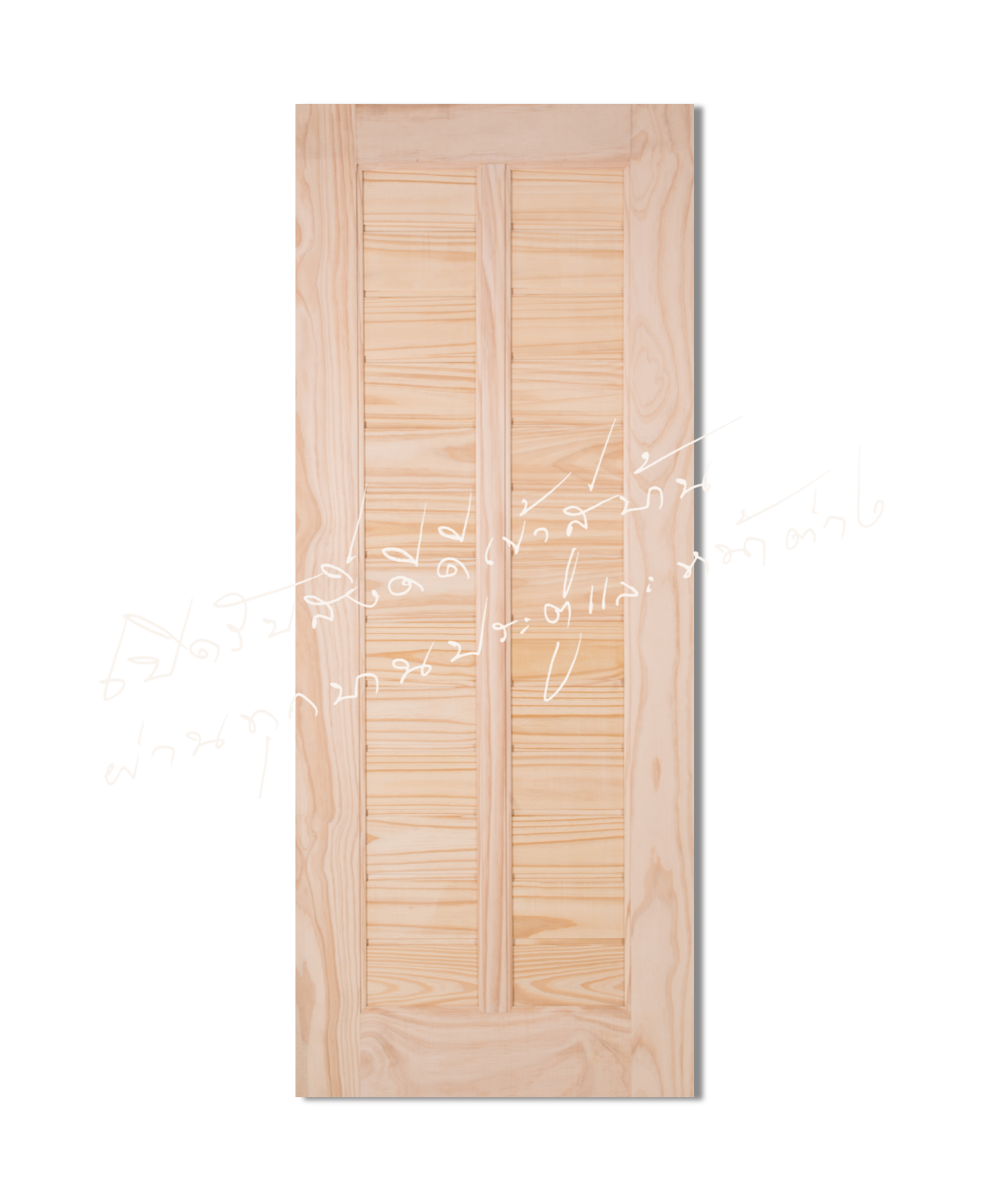 L163 SOLID WOODEN DOOR PINE